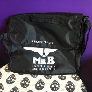 Mr B Messenger Bag